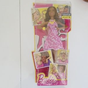 Brand new Barbie Heart doll